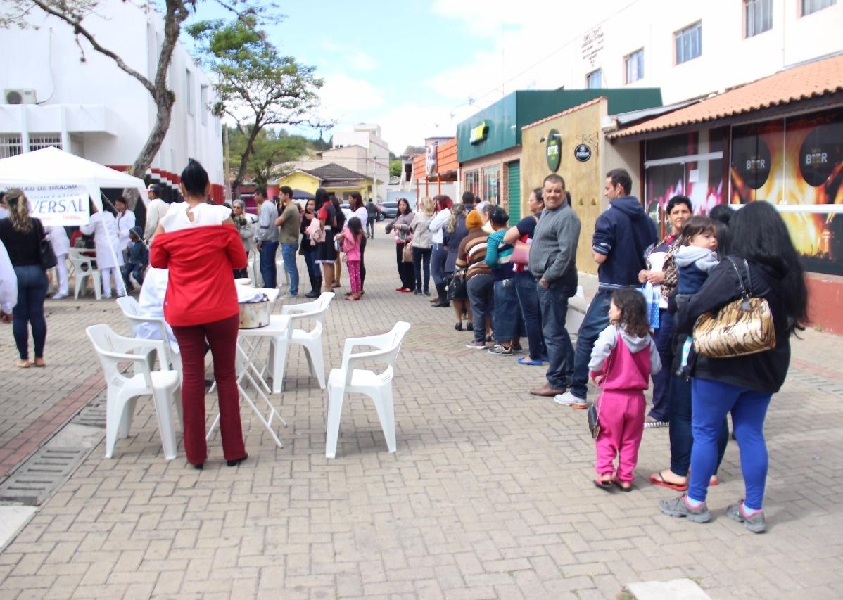 Unisocial atende 150 famílias em Santa Isabel1 min read