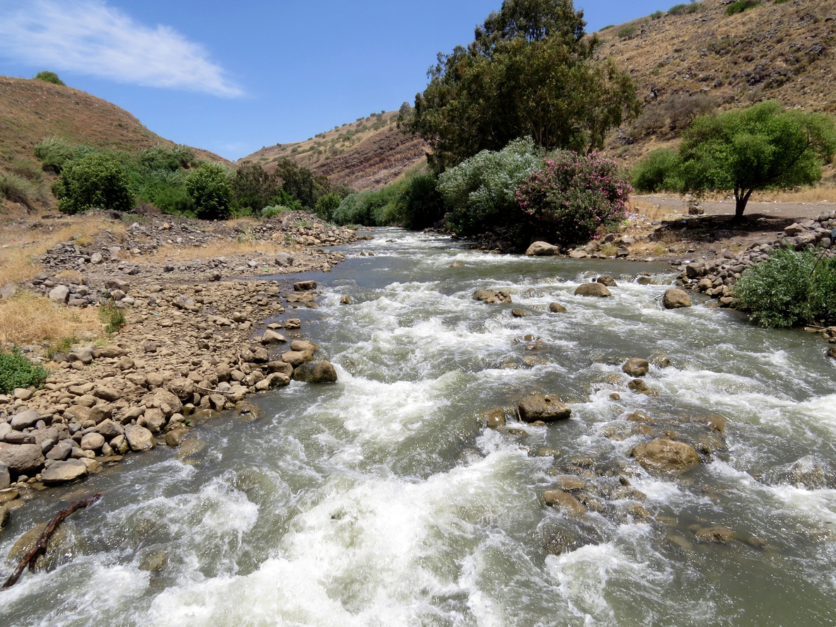 Curiosidades sobre o Rio Jordão, onde o Senhor Jesus foi batizado3 min read