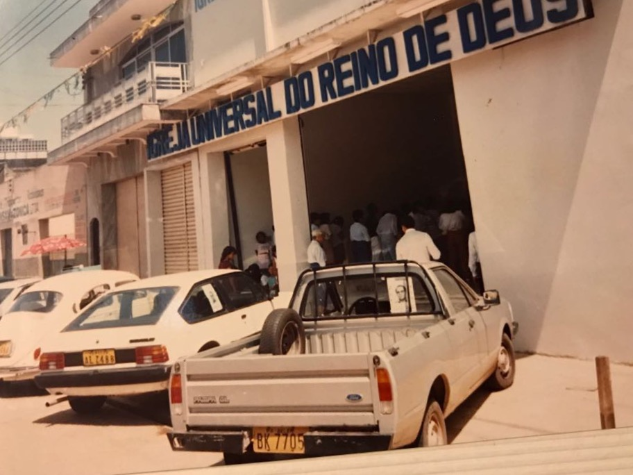 O começo no Brasil