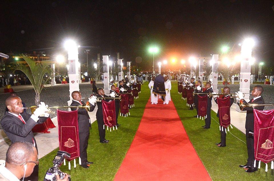 Angola recebe Arca da Aliança pela 1ª vez