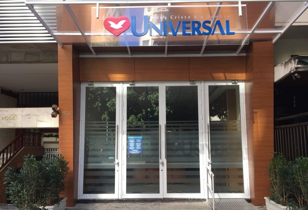 Universal é inaugurada em bairro nobre do Rio de Janeiro