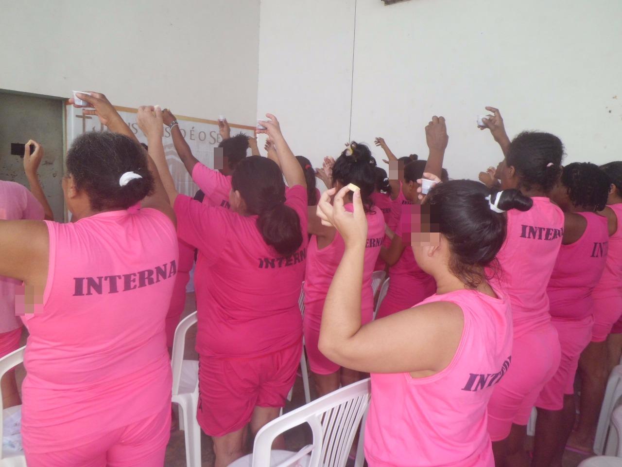 UNP Maranhão realiza Santa Ceia para internas