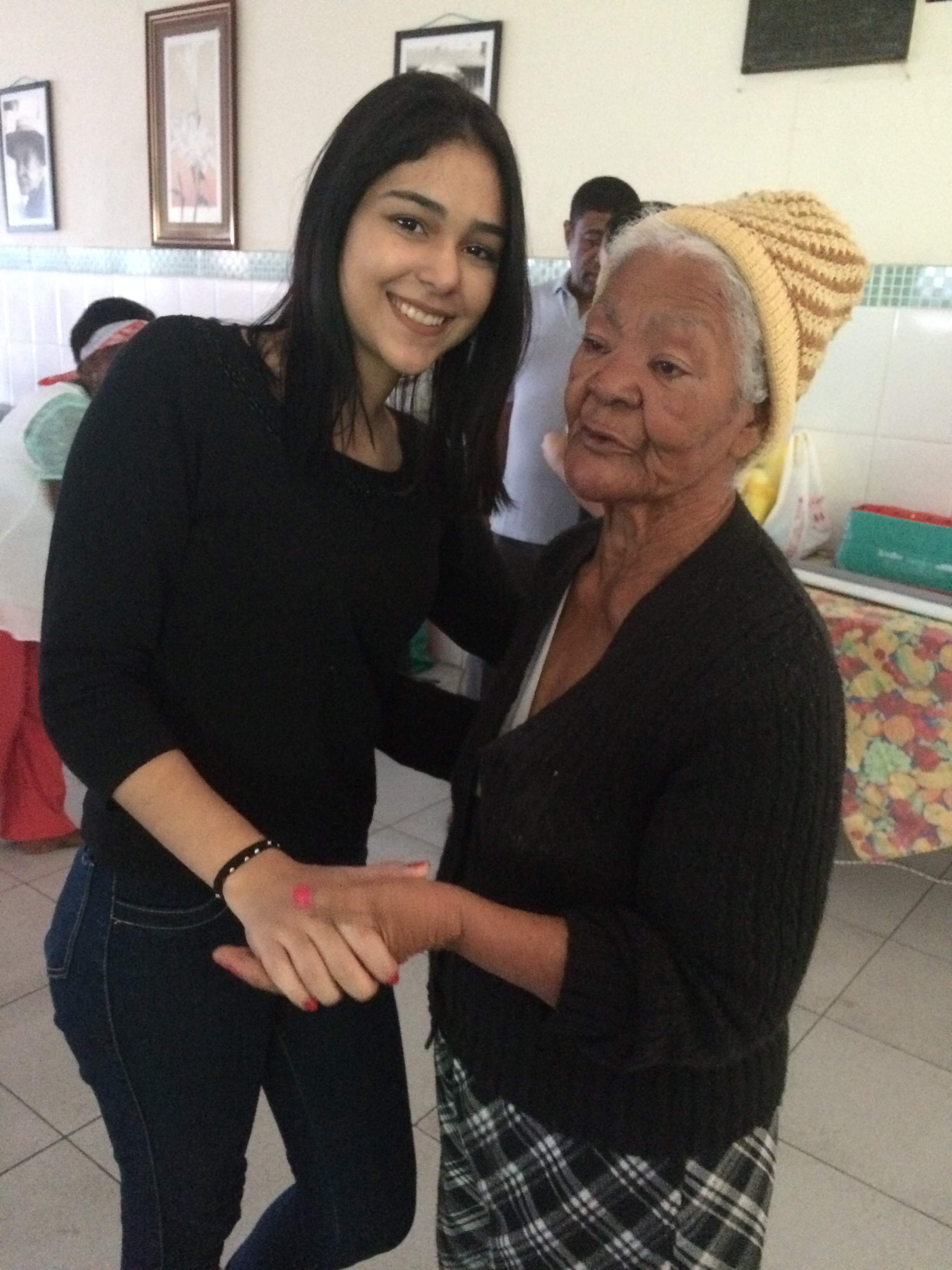 Uma data dedicada aos idosos