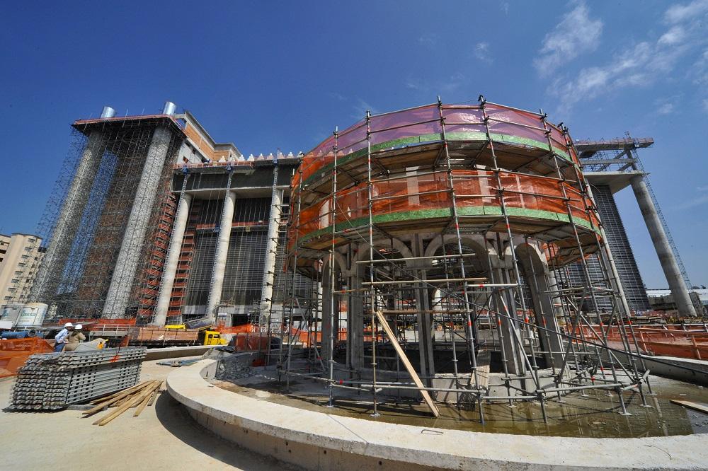 Templo de Salomão completa três anos