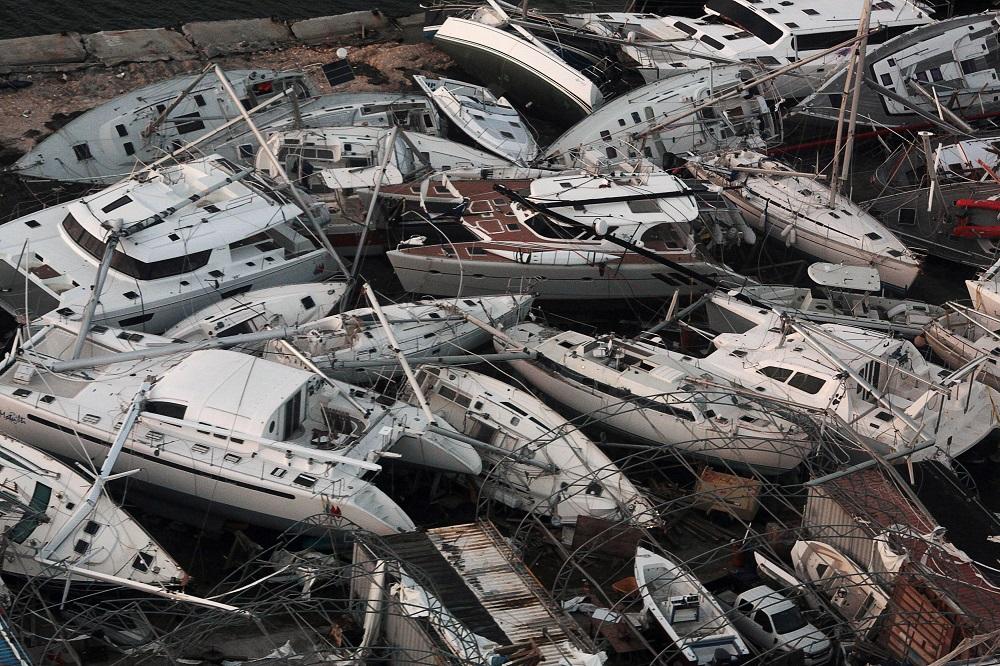 Cenas de uma catástrofe