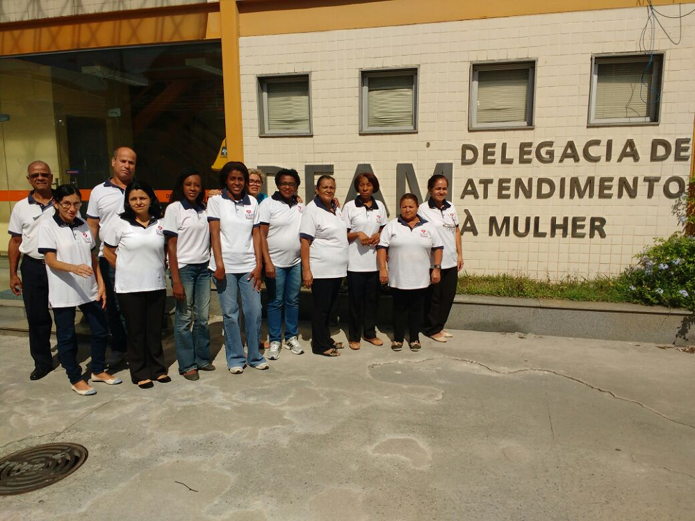 Apoio aos reclusos e aos seus familiares no Rio de Janeiro