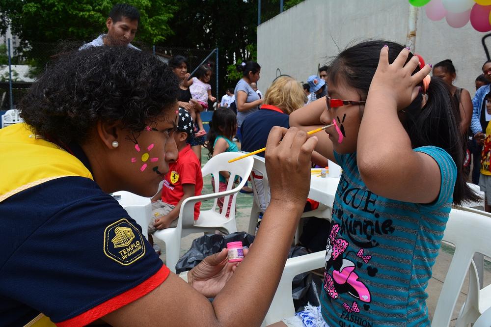 Ação especial atende comunidade latina em São Paulo