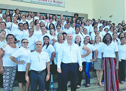Grupo da Saúde passa por importante reformulação