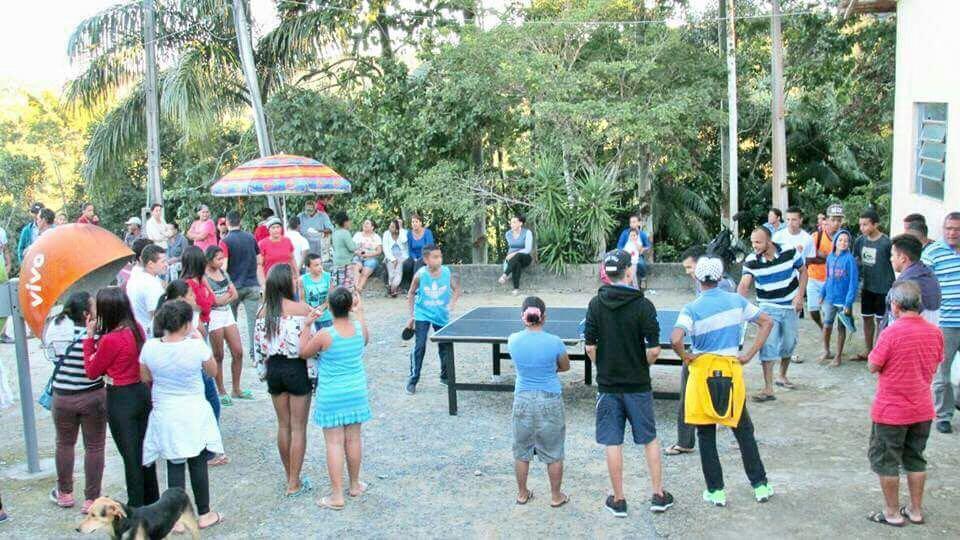 FJU na Comunidade em Registro, litoral sul paulista