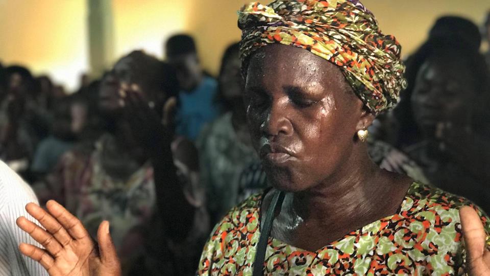 Salvação para o povo de Safim, em Guiné-Bissau