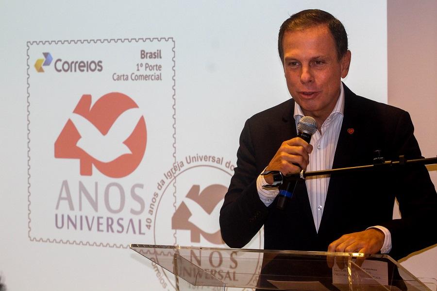 Correios lançam selo e carimbo em homenagem aos 40 anos da Universal