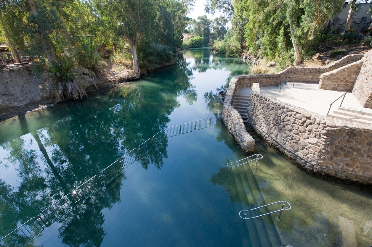 Curiosidades sobre o Rio Jordão, onde o Senhor Jesus foi batizado