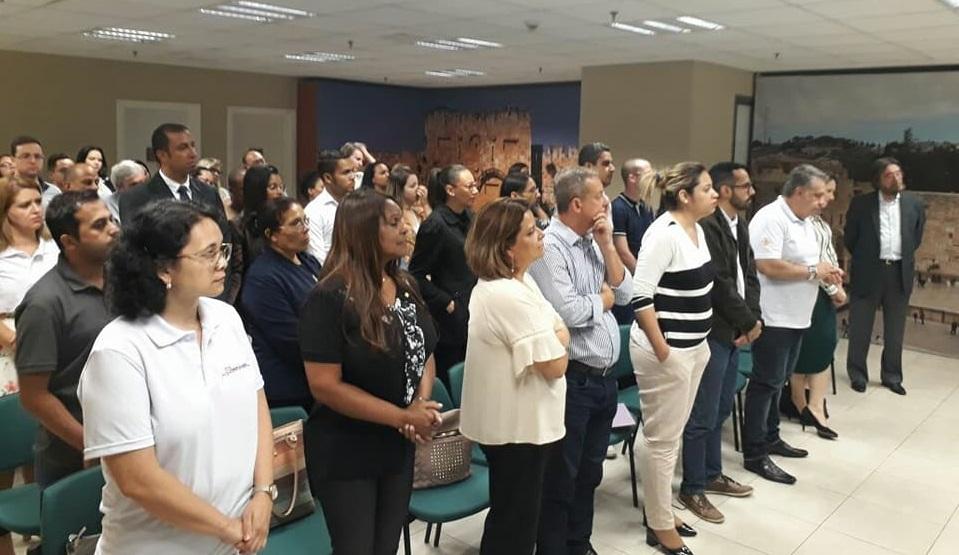 Grupo da Saúde: um dos mais importantes braços de evangelização da Universal