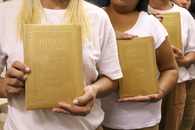 UNP: há mais de 3 décadas levando o Evangelho aos encarcerados