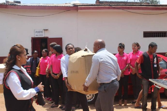 Universal em Madagáscar proporciona um fim de ano especial2 min read