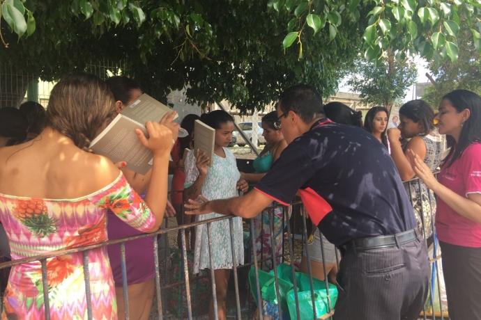 Voluntários do UNP do Ceará se empenham na evangelização de presos e familiares3 min read