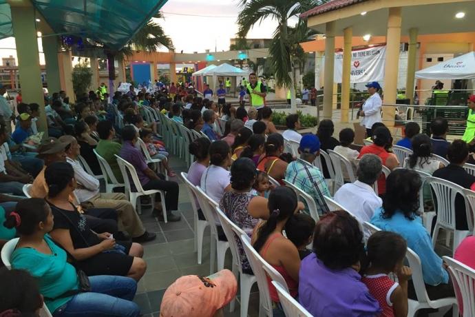 Ação social beneficia dezenas de famílias no Equador2 min read