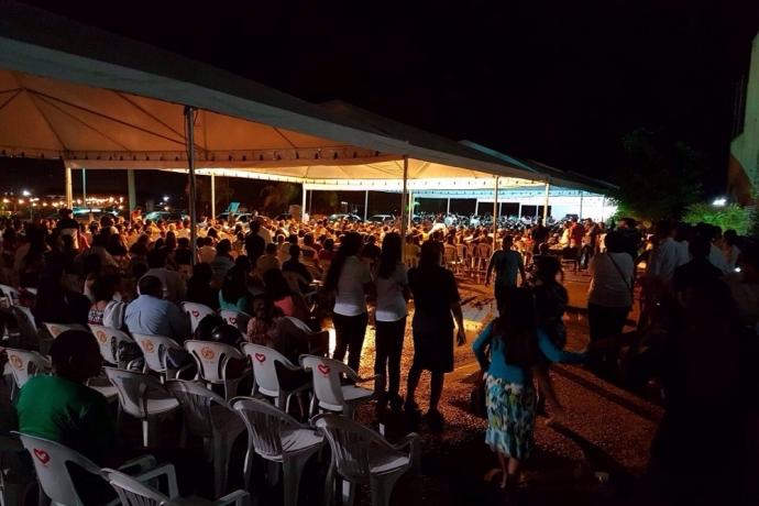 Caravana reúne 7 mil pessoas no Acre2 min read