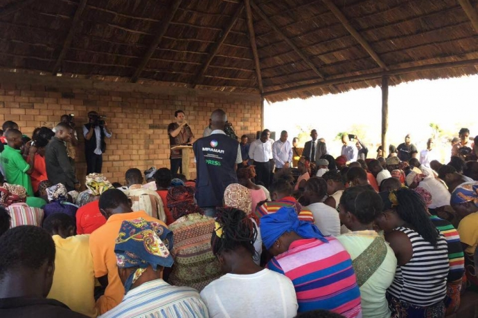 Universal inaugura templo em povoado de Moçambique3 min read
