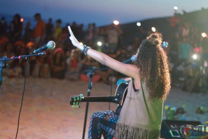 FJU realiza luau na praia do Recreio, no Rio de Janeiro1 min read