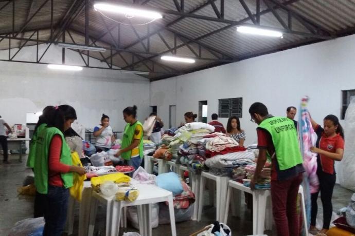 FJU se mobiliza para ajudar vítimas das chuvas no Nordeste2 min read
