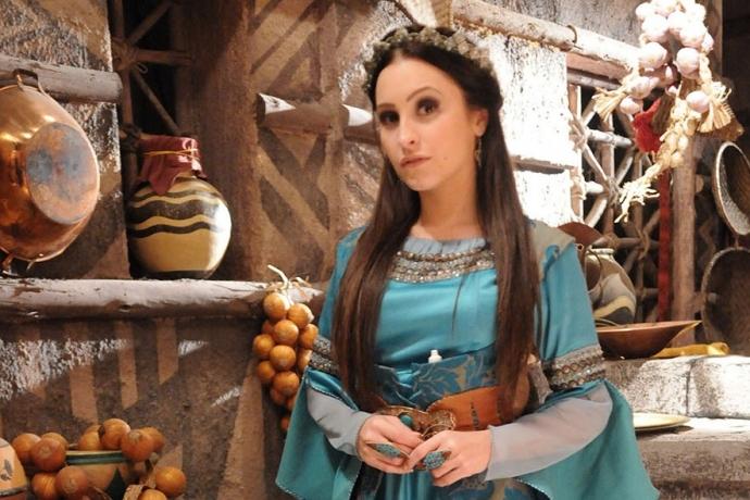 Uma princesa guerreira