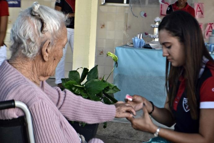 Ação do FJU em asilo de Campos dos Goytacazes, no Rio de Janeiro1 min read