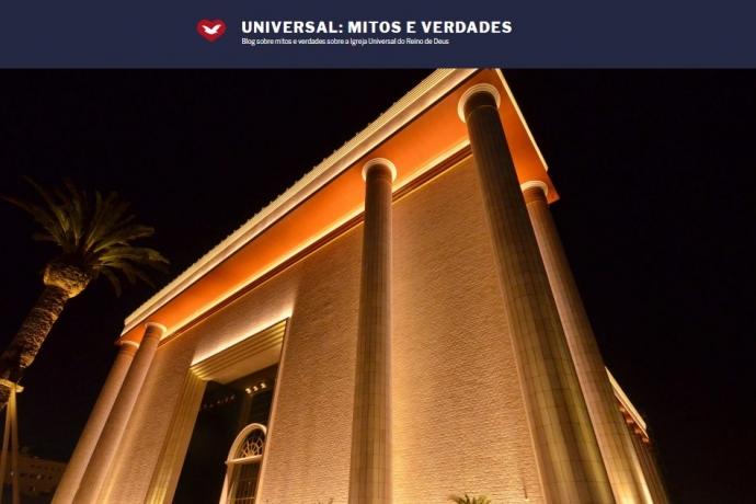 Já está no ar o blog com mitos e verdades sobre a Universal2 min read