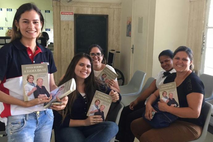 Grupo promove doação de livros em hospitais2 min read