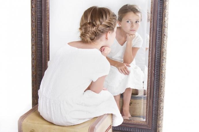 Meninas de 7 anos  já se preocupam com  a imagem perfeita2 min read