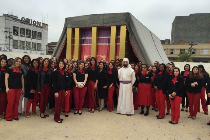 Mulheres no Templo4 min read