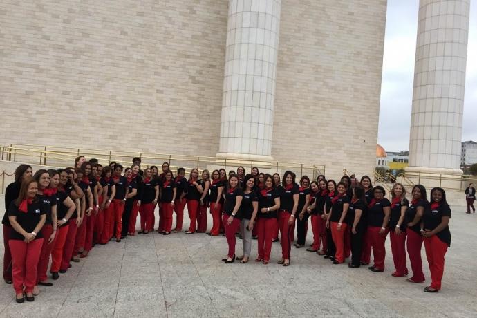 Mulheres no Templo