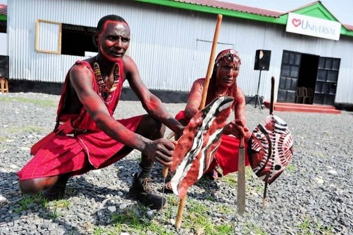 A Universal na tribo africana Maasai5 min read