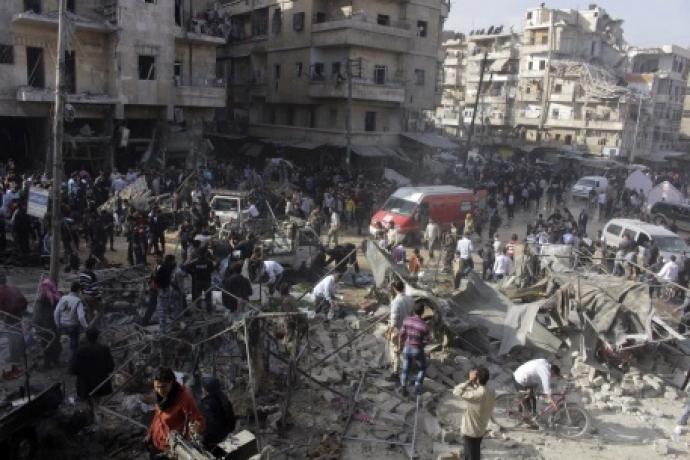 Israel socorre em seus hospitais vítimas do conflito na Síria2 min read