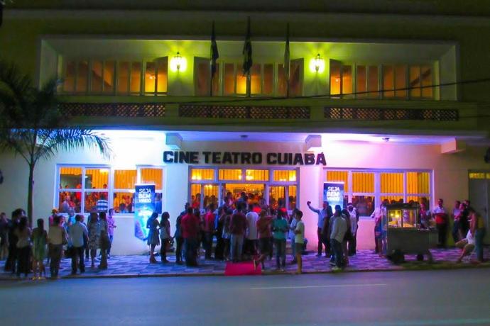 """""""Cultura Show"""" no Mato Grosso"""