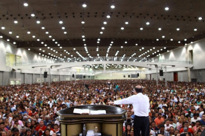 """""""Dia da Salvação da Família"""" reúne 50 mil pessoas no Ceará1 min read"""
