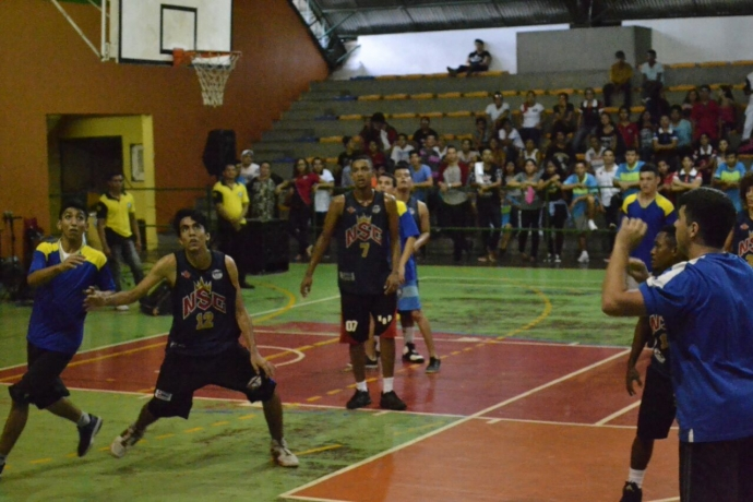 FJU de Manaus organiza torneio municipal de basquete1 min read