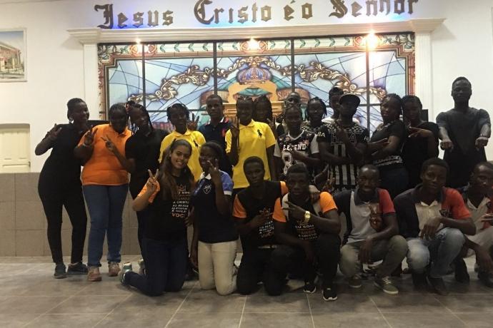 FJU promove concurso de dança em Guiné-Bissau