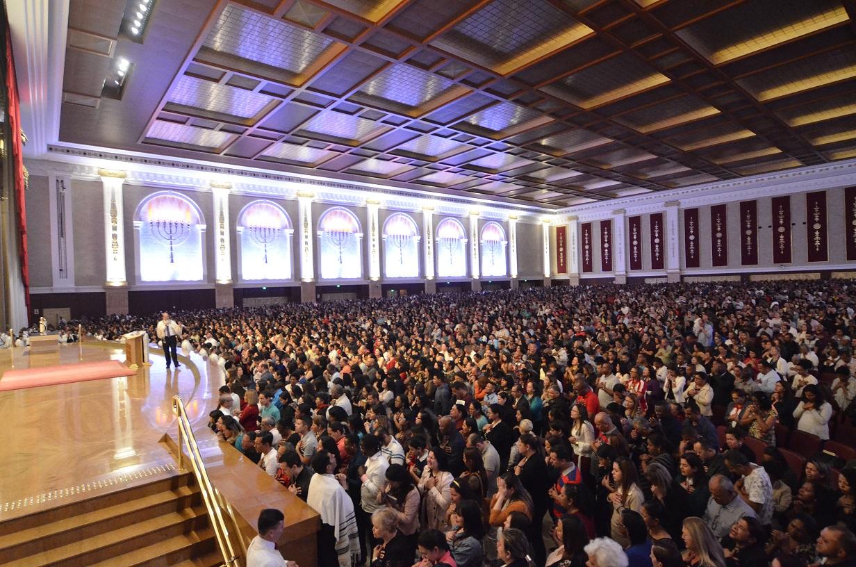 Reunião de obreiros no Templo de Salomão4 min read