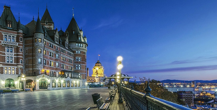 Toronto To Quebec City Flights Book Direct Flights Now With Porter