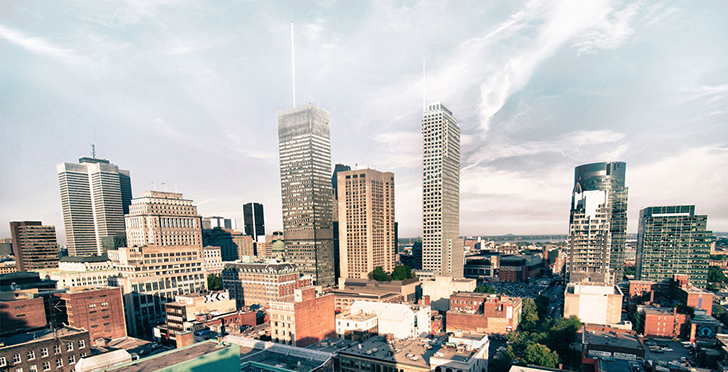 Say bonjour with flights to Montréal!