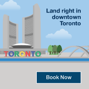 Land right in downtown Toronto. Book now.