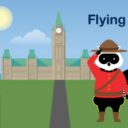 Flying Porter to Ottawa? What a capital idea. Book now.