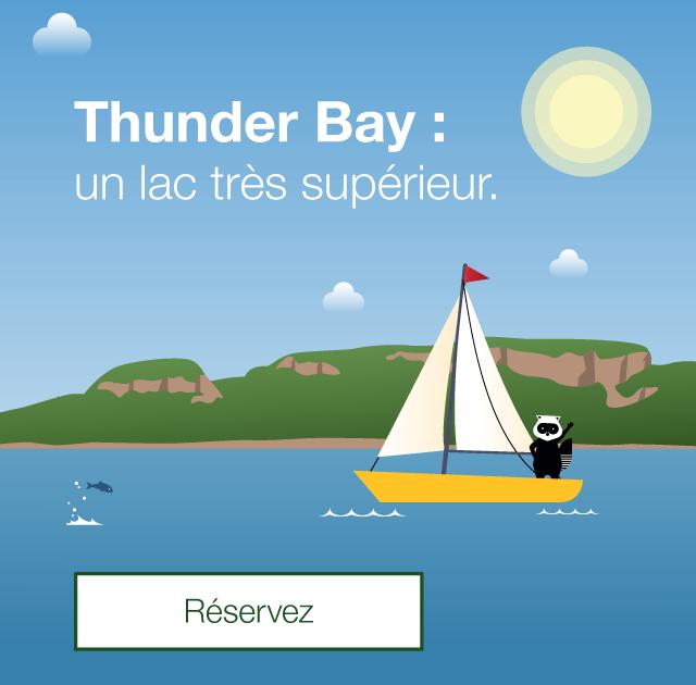 Thunder Bay : un lac très supérieur. Trouvez les meilleurs tarifs.