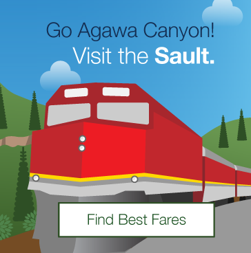 Go Agawa Canyon! Visit Sault Ste. Marie. See Sault Ste. Marie