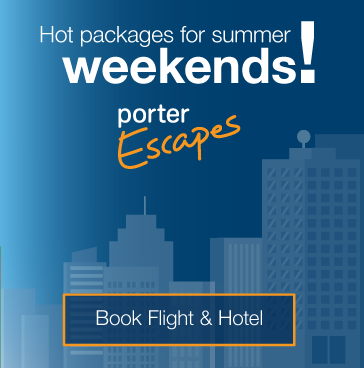 Hot packages for summer weekends! Book flight and hotel.