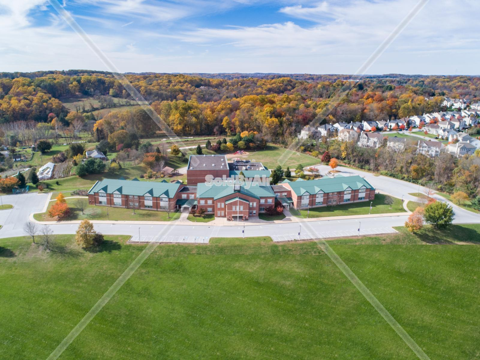Drone Photo West Chester PA