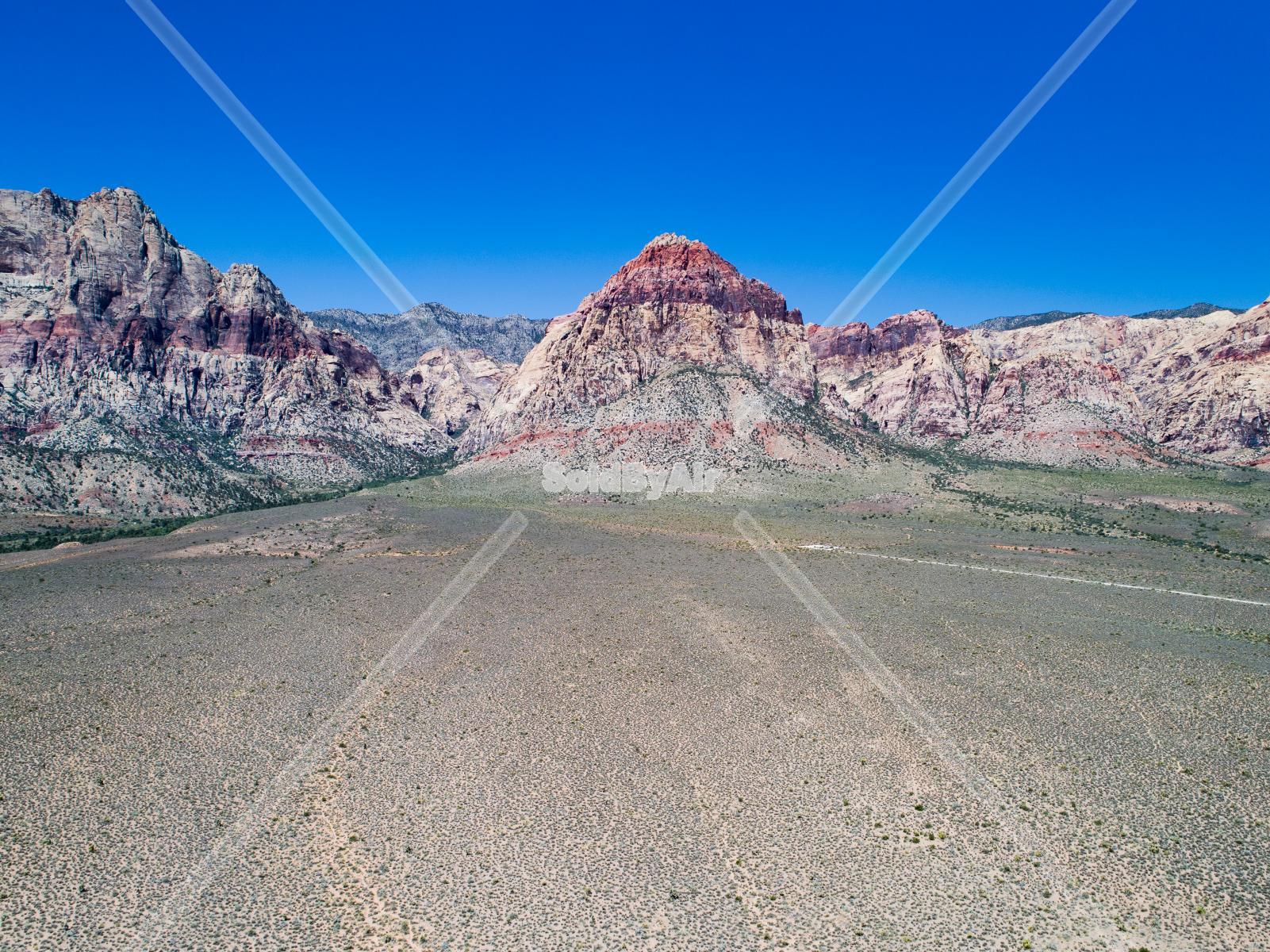 Drone Photo Las Vegas NV