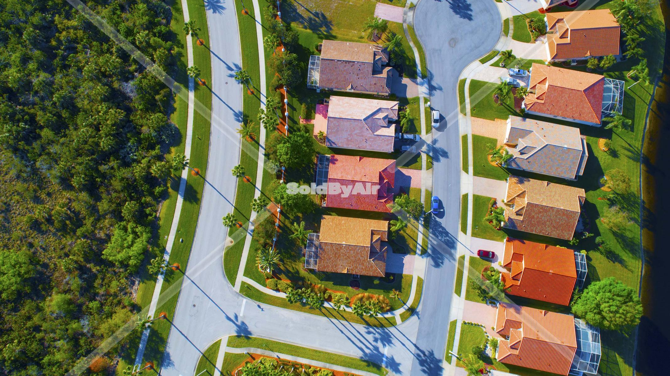 Drone Photo of  in Rockledge Florida