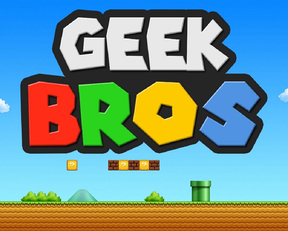 GEEK BROS series promotional video